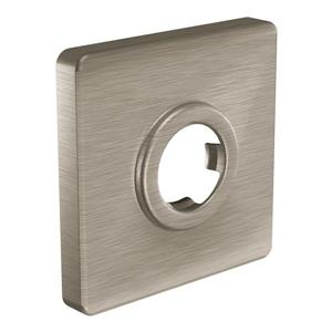 Moen Shower Arm Flange - Brushed Nickel
