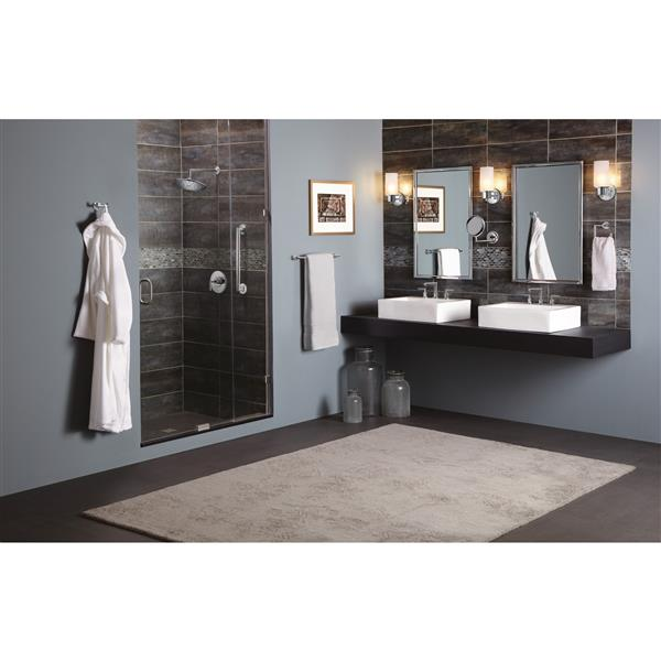 Moen Arris 24-in Towel Bar - Chrome