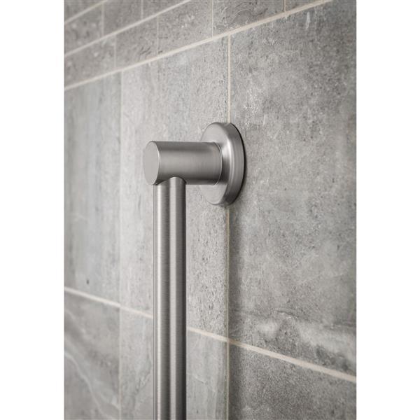 Moen Align 24-in Towel Bar -  Brushed Nickel