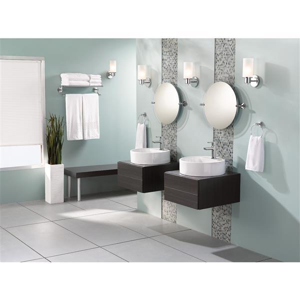 Moen Rizon Bathroom Faucet -  1-Handle - Chrome