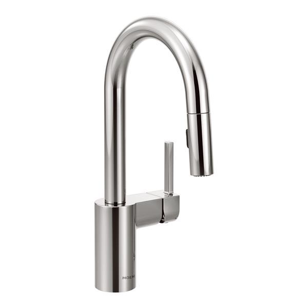 Moen Moen Align Collection Pulldown Bar Faucet - Chrome 5965 (ON-330698069) photo