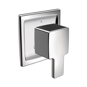 Moen 90 Degree Bathtub and Shower Valve Trim - 1-Handle - Chrome