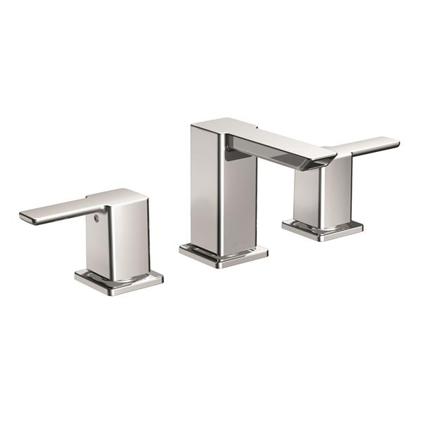 Moen 90 Degree Bathroom Faucet -  2-Handle - Chrome