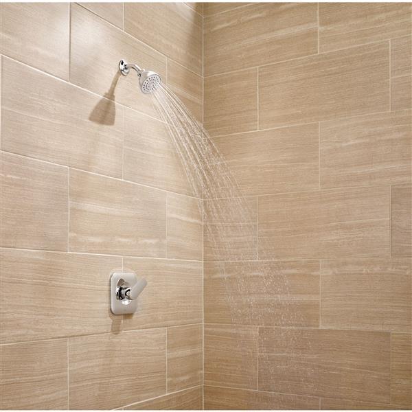 Moen Rizon Bathtub and Shower Valve Trim Set - Chrome (Valve Sold Separately)
