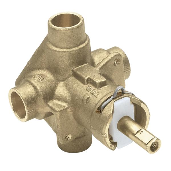 Moen PosiTemp Pressure Balancing Valve for Bathtub/Shower Trim - 0.5-in CC Connection
