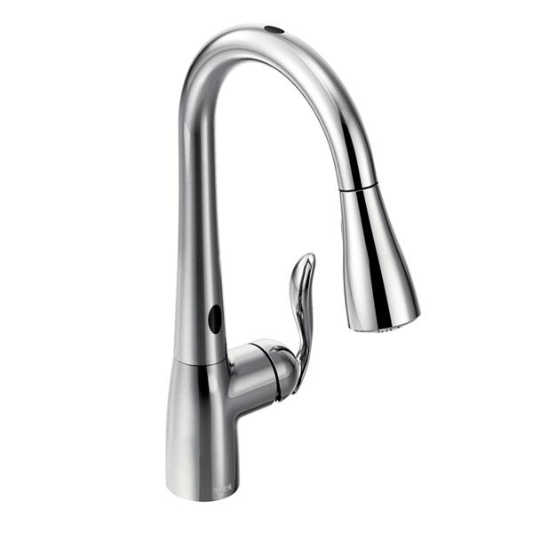 Moen Arbor Collection Pulldown Kitchen Faucet - Chrome