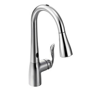 Moen Arbor Collection Pulldown Kitchen Faucet - Chrome
