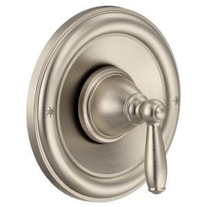 Moen Brantford Valve Trim - 1-Handle - Brushed Nickel