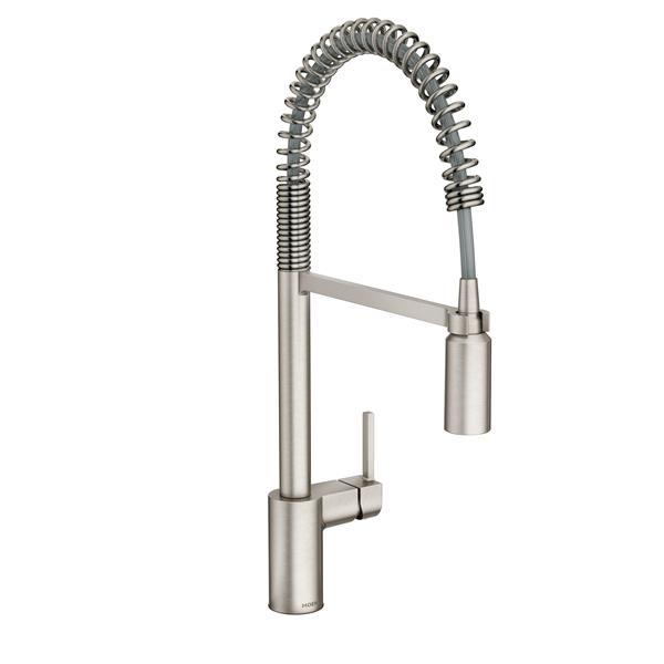 Moen Align Collection Pulldown Kitchen Faucet - Stainless Steel