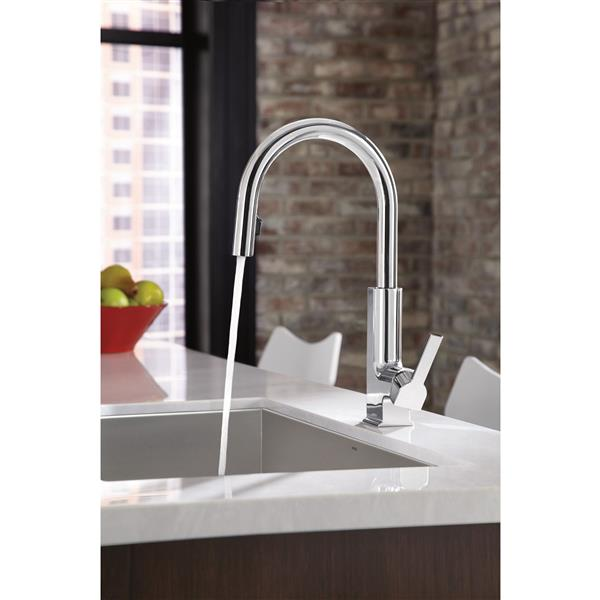 Moen STo Collection Pulldown Kitchen Faucet - Chrome