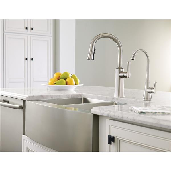 Moen Sip Transitional Collection Single Hole Cold Water Dispenser - Chrome