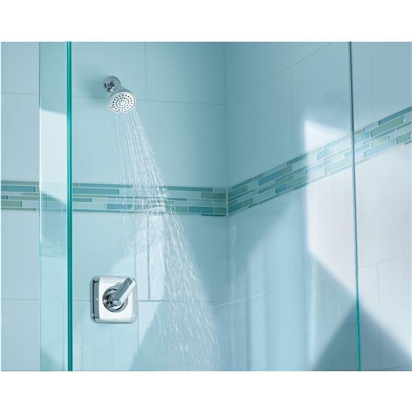 Moen Rizon Shower Valve Trim Set - Chrome (Valve Sold Separately)