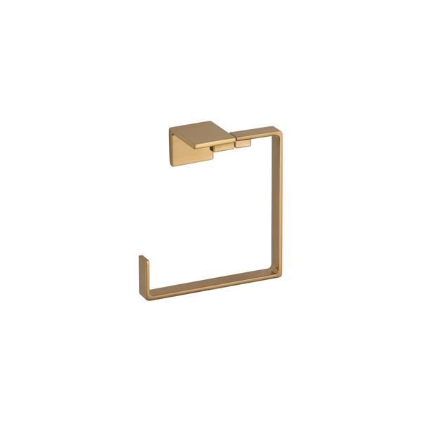 Delta Vero Towel Ring - Champagne Bronze