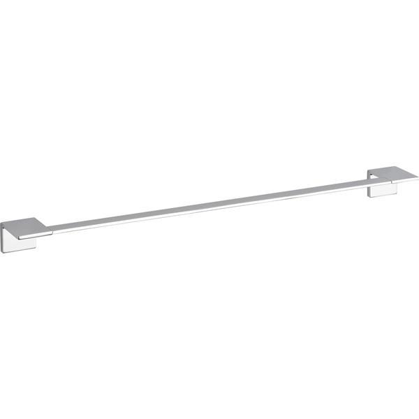 Delta Vero Towel Bar - 24-in - Chrome