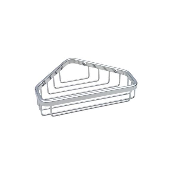 Delta Small Corner Shower Caddy - Chrome