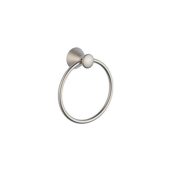 Delta Lahara Towel Ring - Stainless Steel