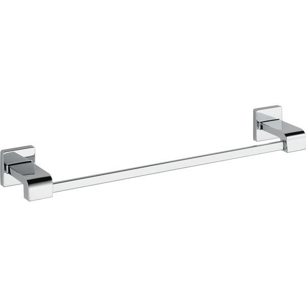 Delta Arzo Towel Bar - 18-in - Chrome