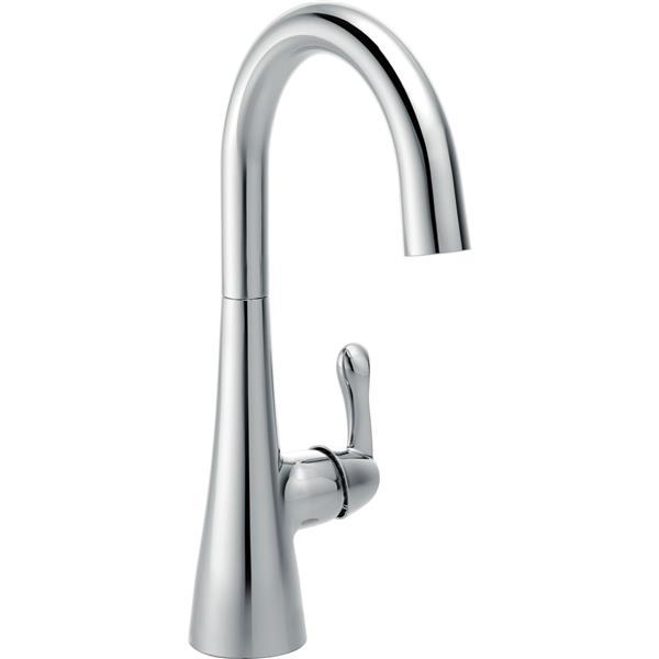 Delta Single Handle Bar/Prep Faucet, Chrome