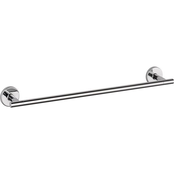 Delta Trinsic Towel Bar - 18-in - Chrome