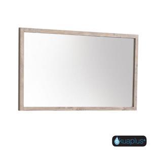 Miroir avec cadre Zira de Akuaplus, 47,25 po, bois naturel