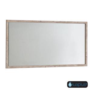 Miroir avec cadre Zira de Akuaplus, 59 po, bois naturel