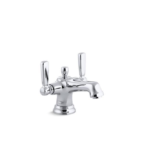 KOHLER Bancroft Bathroom Sink Faucet - 1-Handle - Polished Chrome
