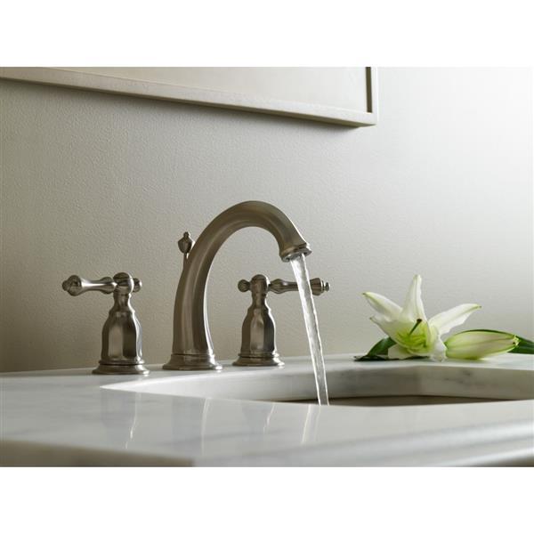Robinet de salles de bains Kelston de KOHLER, 2 poignées, bronze huilé