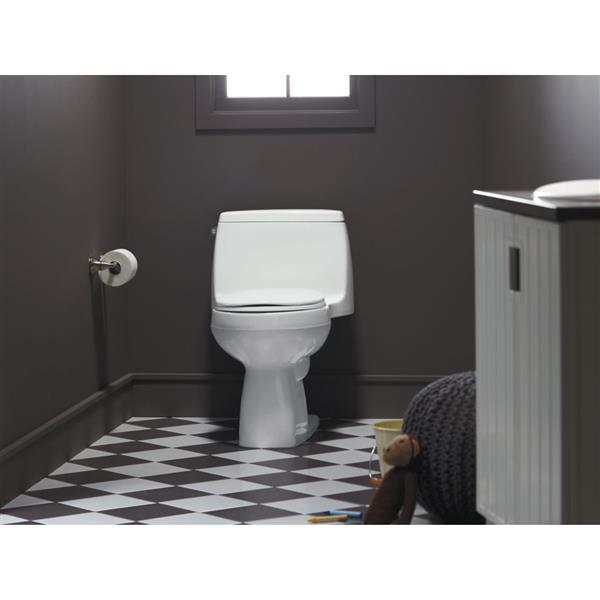 KOHLER Santa Rosa Toilet - 1-Piece - Comfort Height - Biscuit