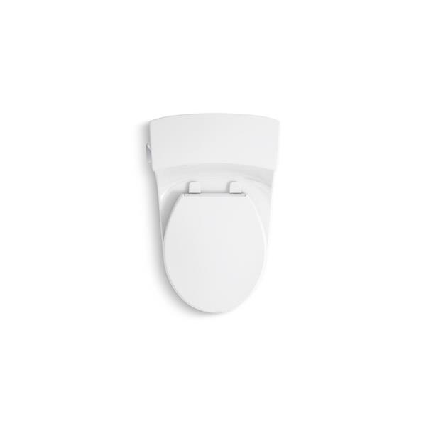 KOHLER San Souci Toilet - 1-Piece - Standard Height - Black