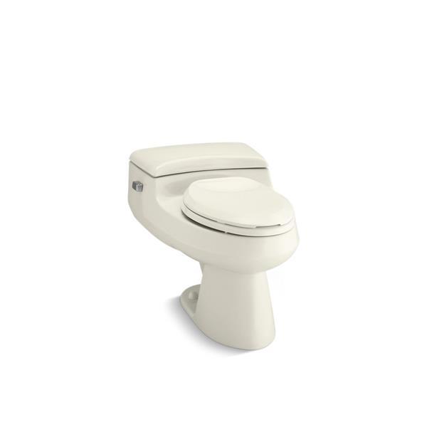 KOHLER San Raphael Toilet - 1-Piece - Comfort Height - Biscuit