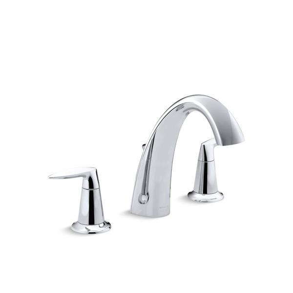KOHLER Alteo Bathtub Faucet with Diverter - Polished Chrome