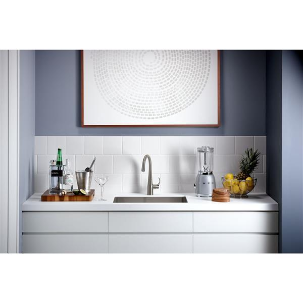 KOHLER Simplice Kitchen Sink Faucet - 1-Handle - Matte Black