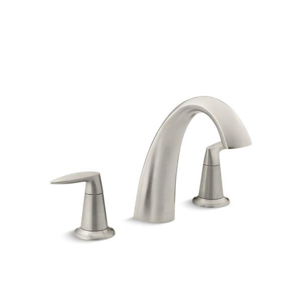 KOHLER Alteo Bathtub Faucet - Brushed Nickel