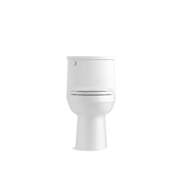 Toilette monobloc Adair de KOHLER, biscuit