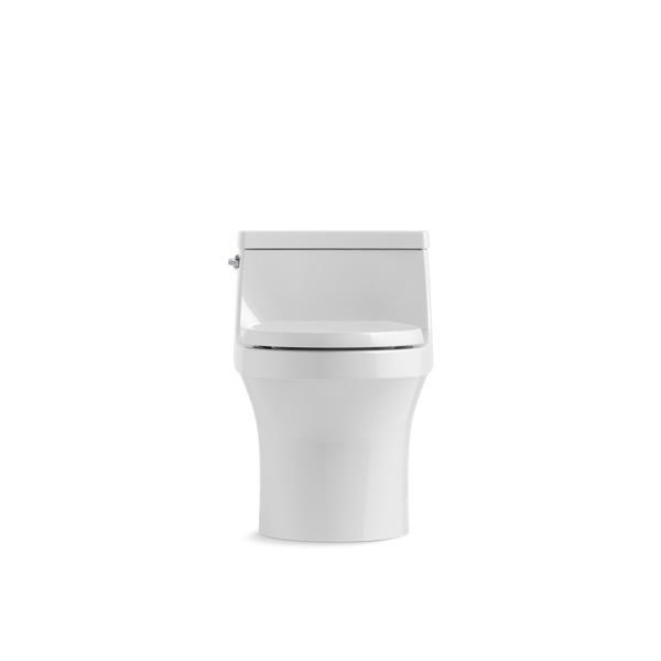 KOHLER San Souci Toilet - 1-Piece - Standard Height - White