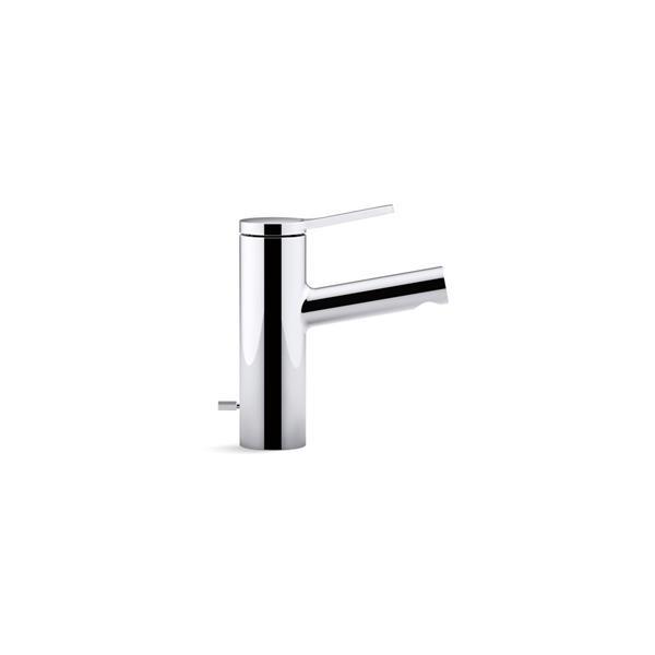KOHLER Elate Bathroom Sink Faucet - 1-Handle - Polished Chrome