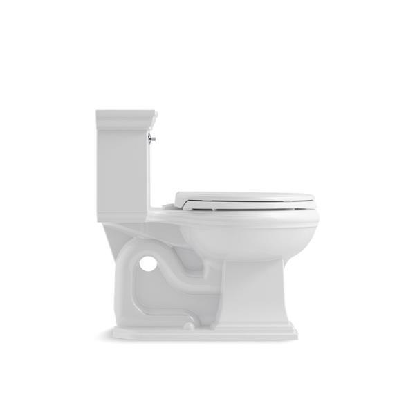KOHLER Memoirs Stately Elongated Toilet - Comfort Height - Biscuit