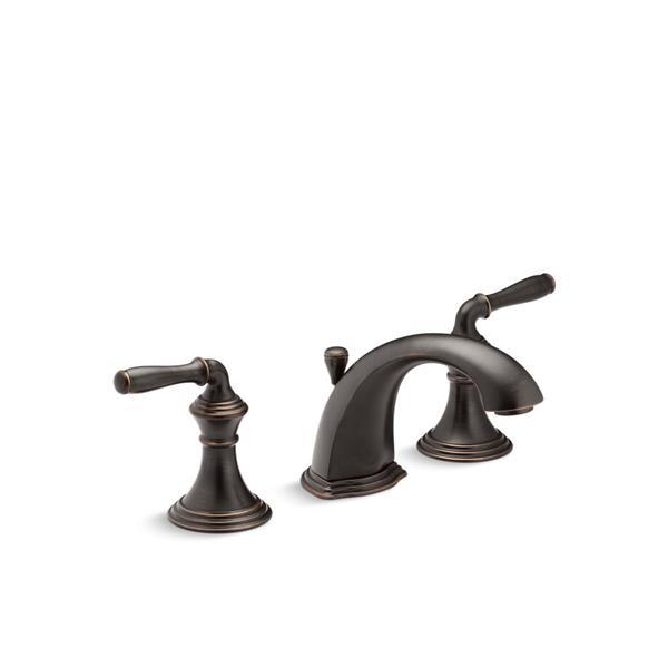 KOHLER Devonshire Bathroom Faucet - 2-Handle - Oil Rubbed Bronze