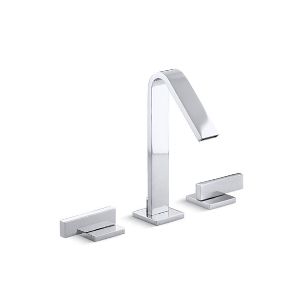 KOHLER Loure Tall Bathroom Faucet - 1-Handle - Polished Chrome
