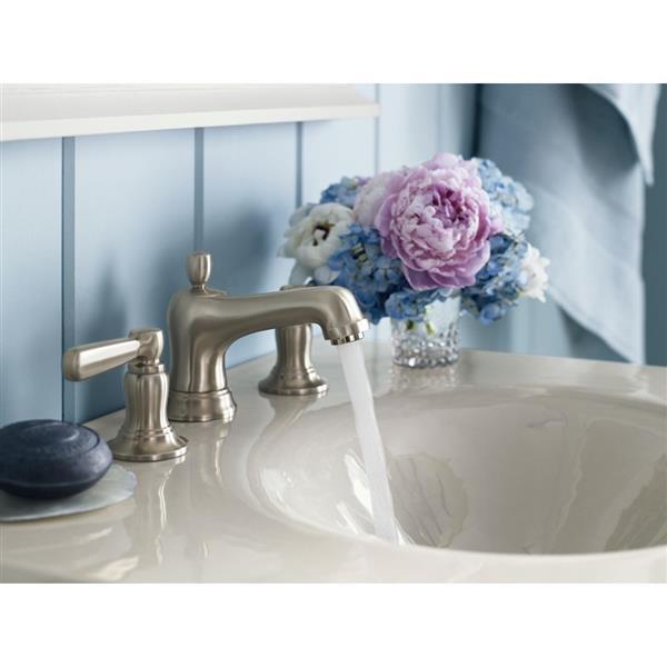 KOHLER Bancroft Bathroom Sink Faucet - 2-Handle - Polished Chrome