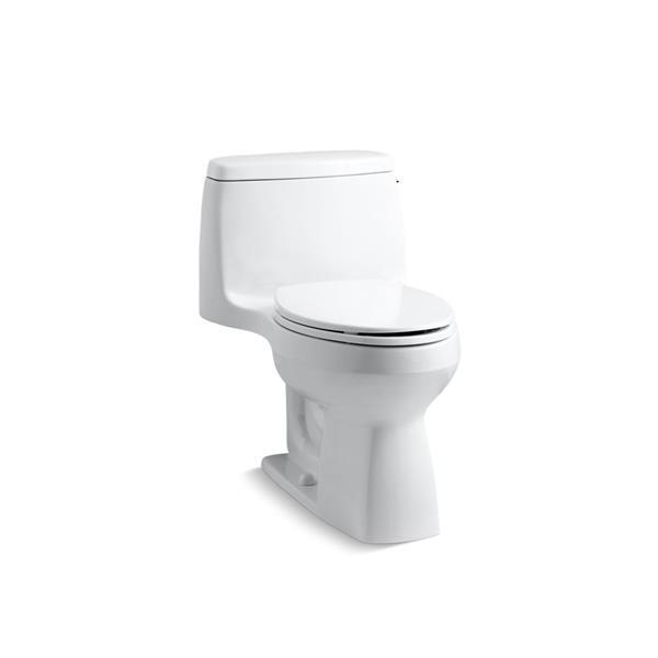 KOHLER Santa Rosa Toilet - 1-Piece - Comfort Height - White