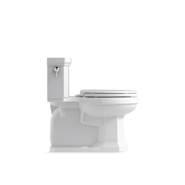 Toilette monobloc Kathryn de KOHLER, biscuit