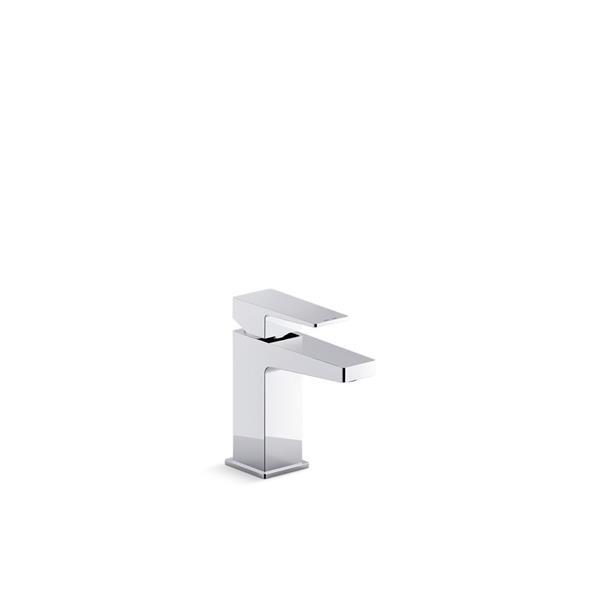 KOHLER Honesty Bathroom Sink Faucet - 1-Handle - Polished Chrome