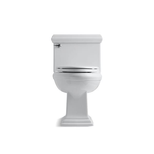 Toilette allongée Memoirs Classic de KOHLER, blanche