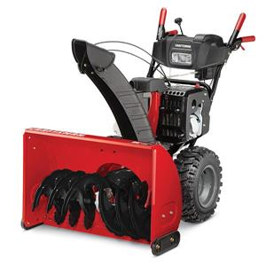 Craftsman 30-in 357-cc Two Stage Snow Blower with Electric Start