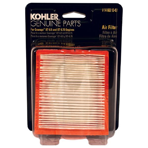KOHLER Air Filter for Lawn Mower