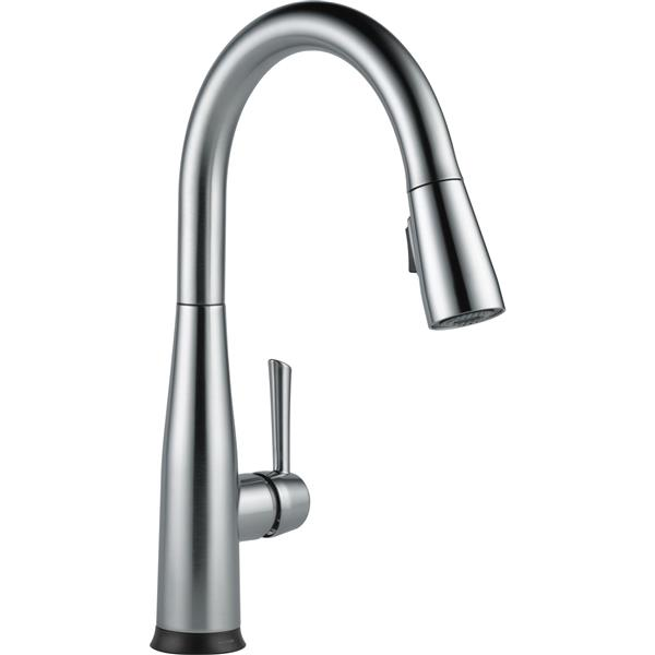 Delta Essa Kitchen Faucet - 15.75-in. - 1-Handle - Arctic Stainless