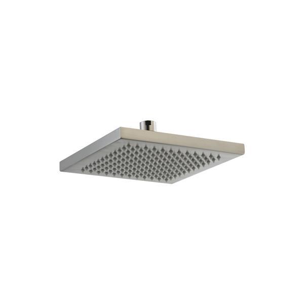 Delta Shower Head - 8-in. - 2.5 GPM - Stainless Steel