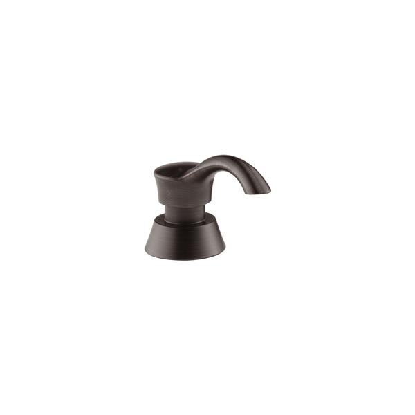 Delta Soap Dispenser - 2.88-in. - Venetian Bronze