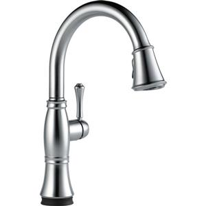 Delta Cassidy Kitchen Faucet - 16-in. - 1-Handle - Arctic Stainless